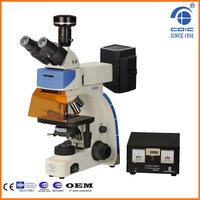 Strduent Use Binocular Biological Microscope Wf10X 4X 10X 40X 100X Durable and Reliable