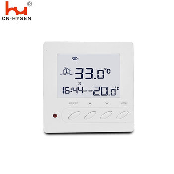 Hotel Heating Room Thermostat For Floor Heating