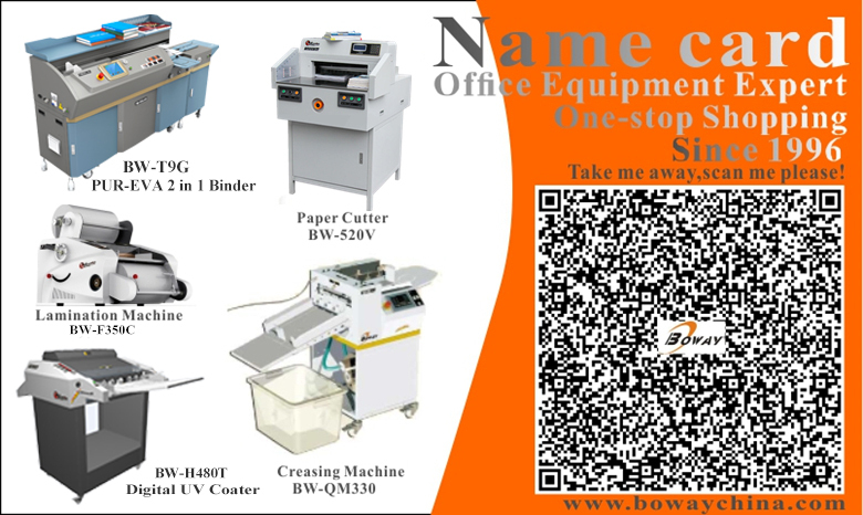 Full-Automatic Vertical and Horizontal cutting MSD-A4 Business Card Cutter