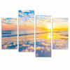 /product-detail/golden-beach-wall-art-seascape-pictures-print-on-canvas-sunrise-on-sea-canvas-art-60472780830.html