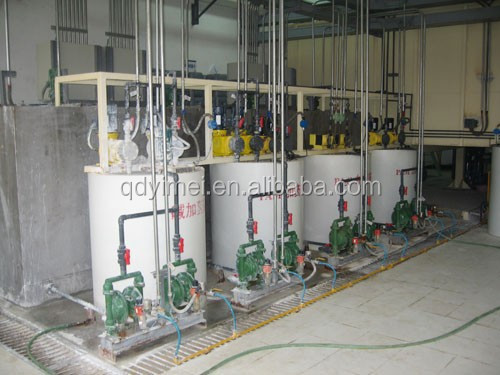 Automatic boiler dosing device system/automatic chemical dosing system