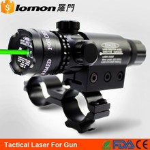 Dot Outside Adjusted Hunting Rifle Gun Green Laser Sight for Rifle Scope
