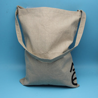 reusable promotional hemp shopping bags manufacture