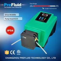 WL600b High Accuracy Dispensing Perisraltic Pump, dosing pump setup