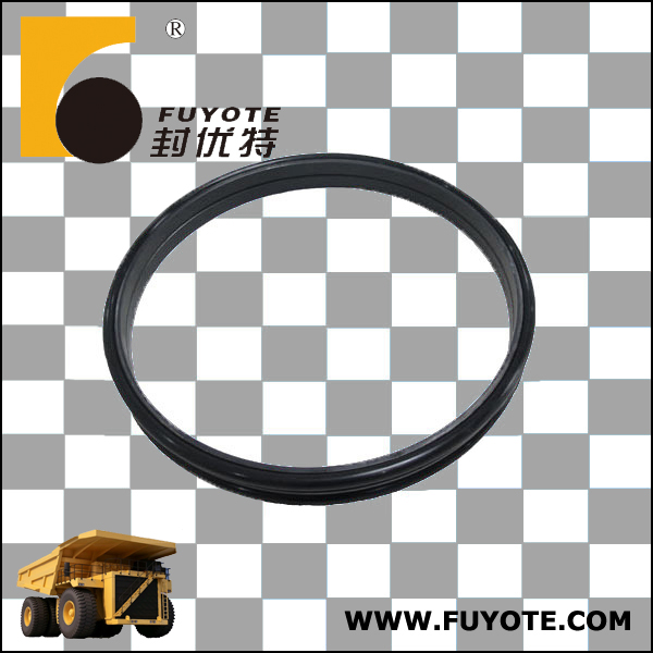 Fuyote manufacture mine car brakes floating seal, high rubber o-ring face seal, mechanical face seal