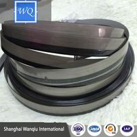 Wholesale 28mm x 1.0mm rubber pvc/abs/pmma edge banding edging for furniture