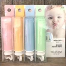 A5607 rolanjona baby pregnant woman lip balm colorless organic lip balm lips moisturizing natural lipstick lipbalm herbal balm