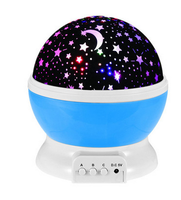 rotating star master Kids Xmas Gifts Star Master Colorful Sky Projecting led Night Lights