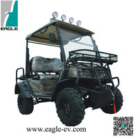 CE approved 4x4 electric UTV buggy with 4 seats , EG6020A4D