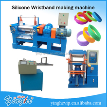 Best quality silicone logo making machine
