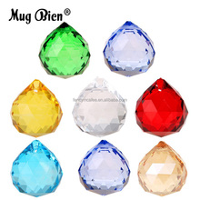 Multi Color Crystal Ball Wedding Decoration Crystal Modern Chandelier