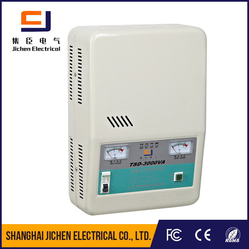 Factory Supplier 10kva single phase voltage stabilizer manufacturer