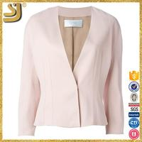 SHANGYI oem wholesale cotton jackets, fleece new directions clothing for women, fashion woman jacket