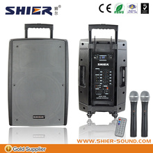 CE/ROHS/ISO9001:2008 announcing speaker system
