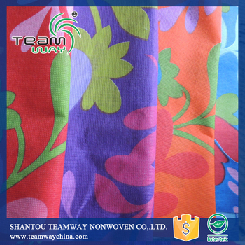 Mattress Stitch bonded Non Woven Fabric by Teamway