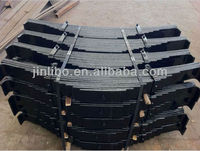 Used for Trailer Bogie Suspension Part Leaf Spring with Good Price