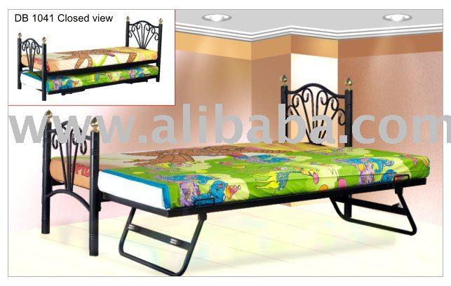 sng convertible double lit lit en m tal id de produit. Black Bedroom Furniture Sets. Home Design Ideas