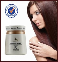 Private label long lasting best permanent rebonding hair cream