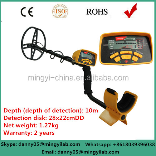 chinese supplier hot selling metal detector pinpointer