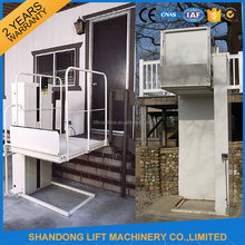 Hydraulic personal lifts hydraulic wheelchair lifts for disabled people