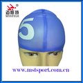 High quality college swim caps for triathlon