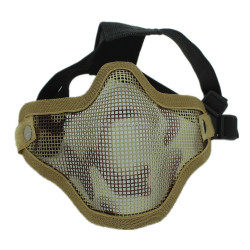 Stalker Lower Face Wire Mesh Skull Mask For Airsoft mask