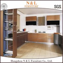 Engineered wood painting kitchen cabinet with European hardware