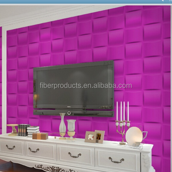 decorative 3d mural wallpaper