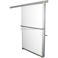 Sliding door for the cold room