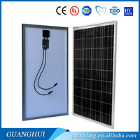 280watts 12v 300w aluminum profile for amorphous silicon stand solar panel price