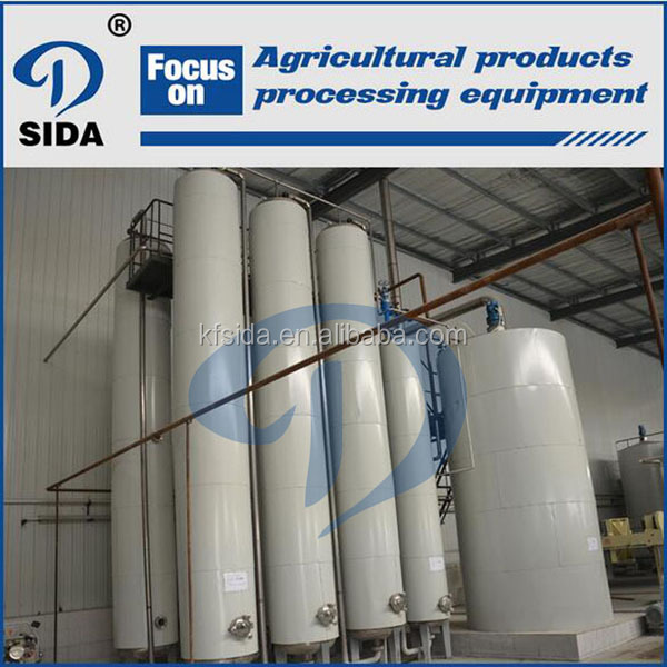 Broken rice syrup processing machine / glucose fructose syrup