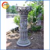 Wholesale strong fiberstone/ fiberglass flower stand designs