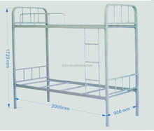 A-20 Cheap metal bunk bed for school for commercial