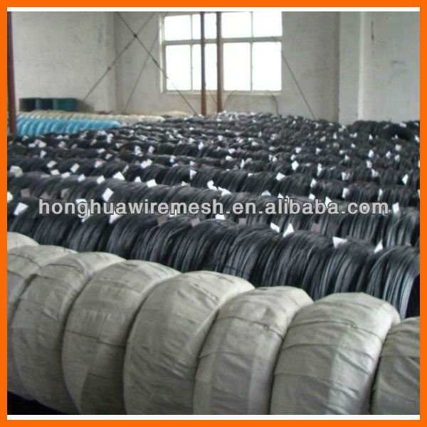 hard drawn black annealed iron in stock