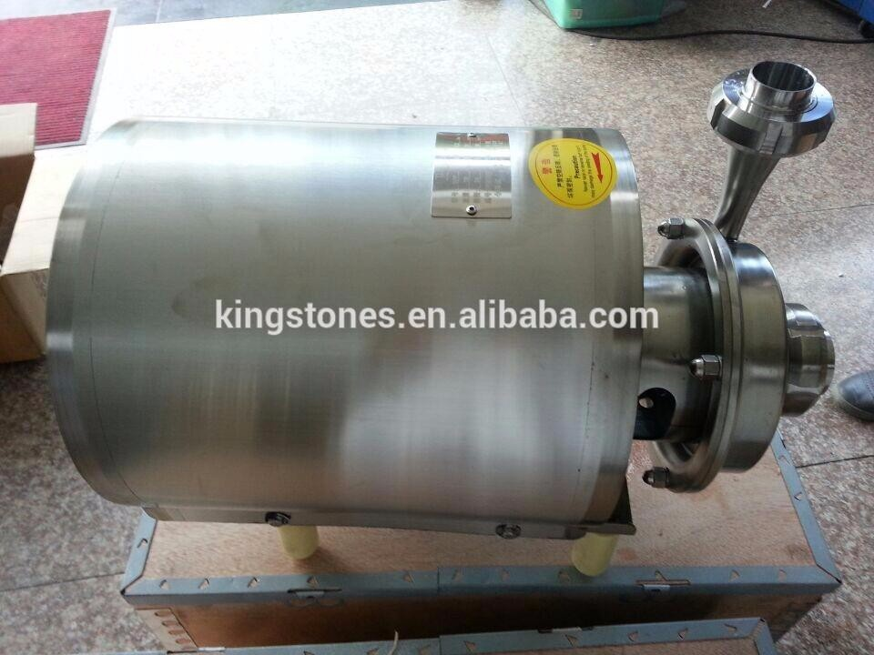 Stainless steel Sanitary Centrifugal Pumps