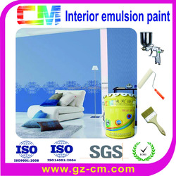 Interior Wall Latex Paint for House Paint Manufactures Online