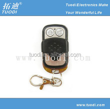 TDL-7787-2 2 buttons remote motor control switch for gate door lock with push cover