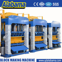 advanced Germany technology for building construction hydraulic brick machine offer