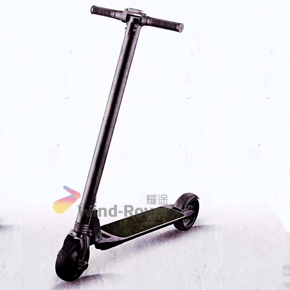 2018 holding portable bike alloy electric kick scooter