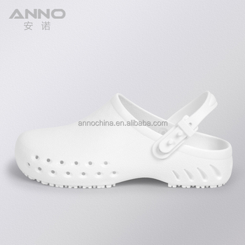 Unisex washable and autoclavable clog medical orthopedic shoes