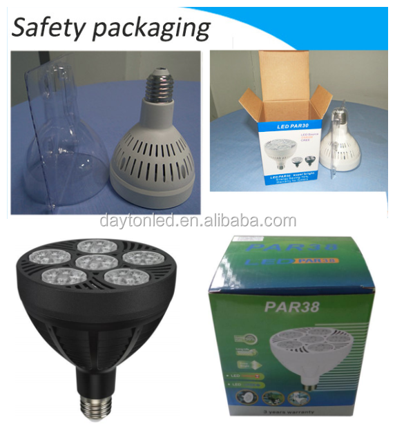 Factory Price For Diamond and Jewelry Shops High Quality 60W 65W LED PAR38 Spot Light