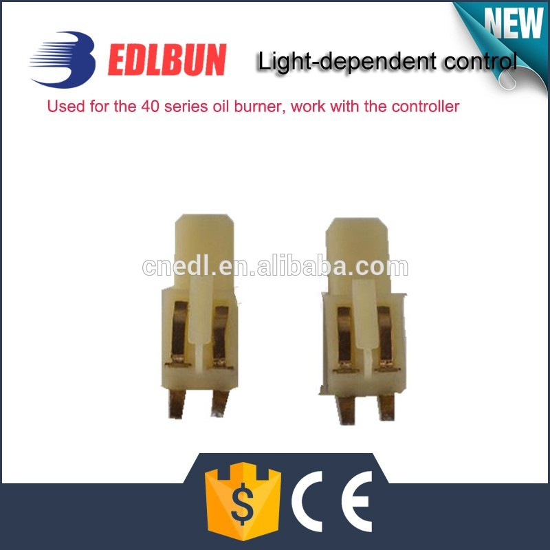 Professional photocell used oil furnace parts land rover parts with CE certificate