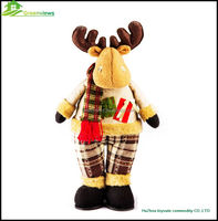 Christmas plush toy sex toy christmas ornamen christmas elf toy/elf christmas decoration/51cm christmas elf stuffed plush TF20