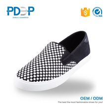 Popular design chinese cheap latest canvas shoes