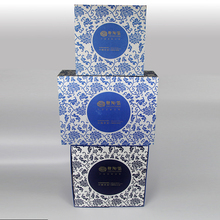 Free Samples luxury wooden tea packing box
