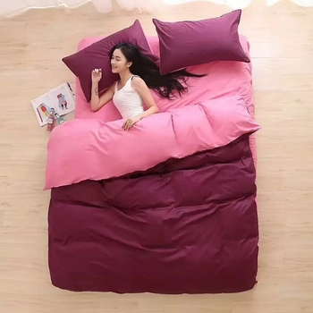 Goose Down Alternative Comforter Set / Bedding Set