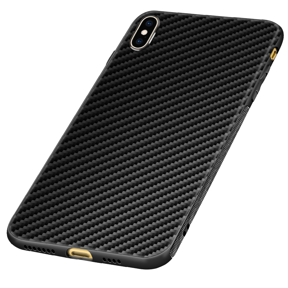 2019 hot sale Carbon Fibre phone case for Meizu M6T cell phone accessories