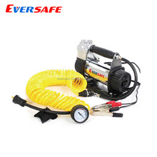 Eversafe Portable Electric vehicle basketball Air Compressor Mechanical Tire Inflator