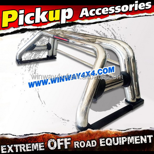 DOUBLE PIPE ROLL BAR FOR F150 2009