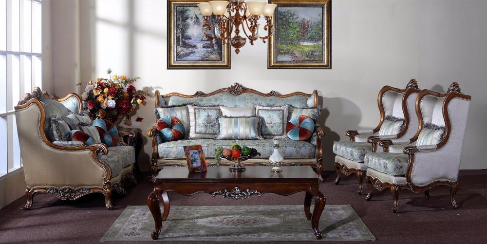 Factory Direct Custom China Fabric European Sofa Furniture Online Store 1 2 3